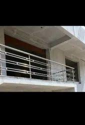 Stainless Steel Balcony Railing