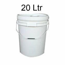 20 Ltr Plastic Paint Container