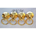 Brass Swing Chain Hooks & Kada