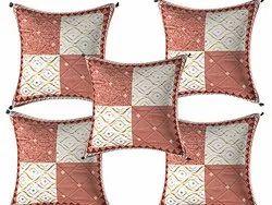 Cotton Cushion Cover Set