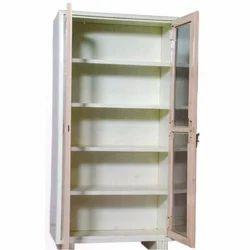 Taj Plain Library Glass Door Almiraha, For Office, No. Of Shelves: 5 Shelves