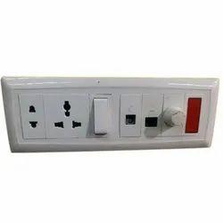 Pvc Electrical Switch Board, IP 65