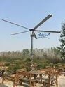 Pole Mounted HVLS High Volume Low Speed Fan