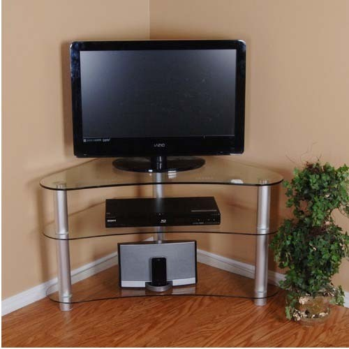 detailed look f84a9 bff1a Corner Tv Stand