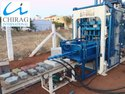 Chirag Fully Automatic Fly Ash Brick Making Machine
