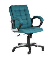 Brillo Executive MB Ocean Green Chair
