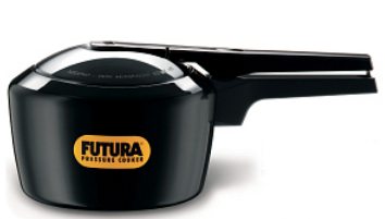 34d2fe92880 Steel Hawkins Futura Pressure Cooker at Rs 2850  piece