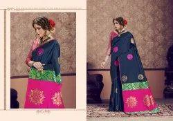 Latest Kanjivaram Style Silk Saree