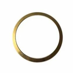 Technoseal Engineering Golden Copper Ring Gasket, Thickness: 10 mm-45mm