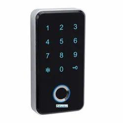 Zinc Alloy Microleaf Fingerprint Digital Cabinet Locks