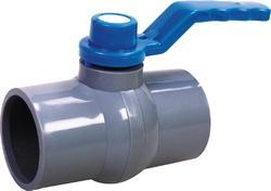 Polypropylene Ball Valve with MS patti