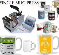 Manual Mug Press Machine, Freesub