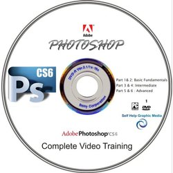 Photoshop Video Tutorials DVD in English, Memory Size: 246 Mb