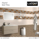 Lucent Ceramic Wall Tile, Thickness: 20-25 Mm
