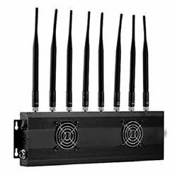 Mobile Phone Jammer - 8 Antenna