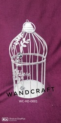 Wandcraft Exports Iron Designer Decorative Wedding Centerpiece Metal Cage