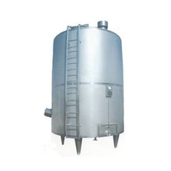 Air Receiver and Storage Tanks