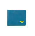 Men Bifold Plus 2 Wallet - Blue