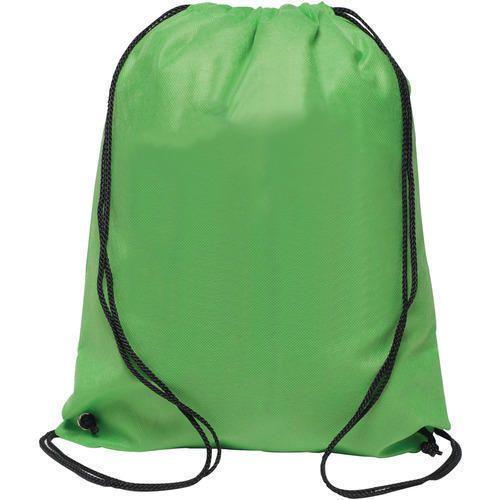 Plain Promotional Drawstring Bag