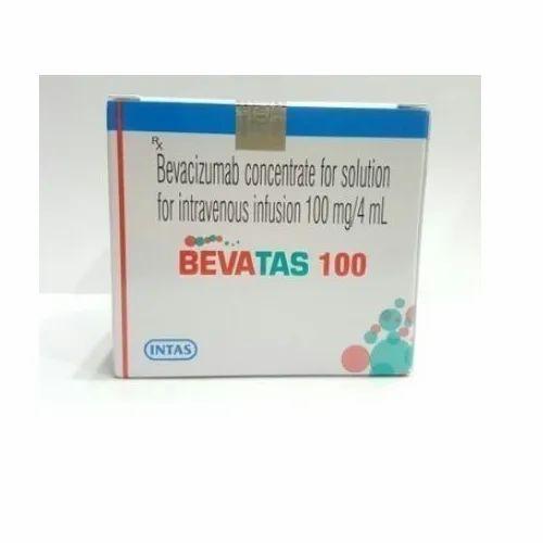 Bevacizumab Bevtas 400 Mg, Packaging Type: Vial