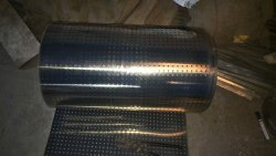 NAVKAR METAL Stainless Steel S s perforated coil, For Industrial, Material Grade: 202,304