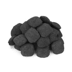 Pillow Solid Wood Charcoal Briquettes, For Burning