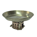 Copper Chafing Dish High Grade Stainless Steel Chafer Complete Set