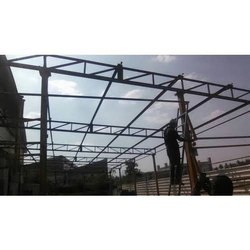 Steel Roofing Fabrication Works