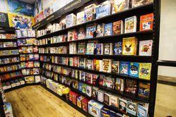 Display Cum Storage Unit for Bookstores