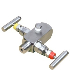Stainless Steel Double Block Bleed Valve