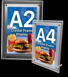 LED Clipon Frame