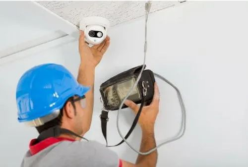 Hikvision IP Dome Camera AMC Services, in Maharashtra, 1 Year