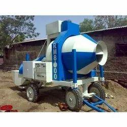 15 Hp Ms Reverse Drum Mixer, Capacity (litre): 800 L, Drum Capacity: 750 L