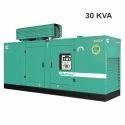 30 kVA Sudhir Silent Generator