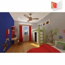 Kids Room Interior Designing Bunk Action, Location: Maharashtra