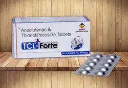 Aceclofenac 100 mg & Thiocolchicoside 8 mg