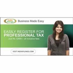 Online Professional Tax Registration Services
