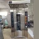 Gas Rotary Rack Oven 12 Tray