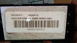Paper Barcode Label Printing Job Work, Location: Ahmedabad, Thermal Transfer