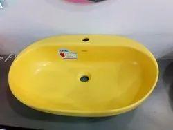 Cera Colour Washbasin