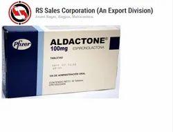 Aldactone 100 Tablet