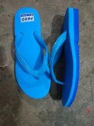 Daily wear Plain Ladies Rubber Slipper