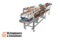 Fruits & Vegetables Drying Conveyor