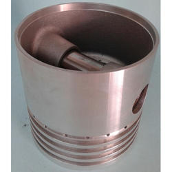 Compressor Piston With Pin & Lock