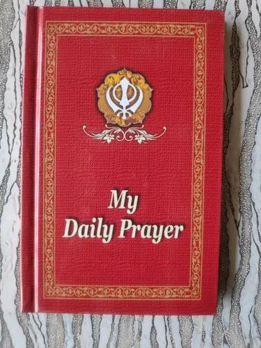 Religious Books and Sikh religious book Manufacturer