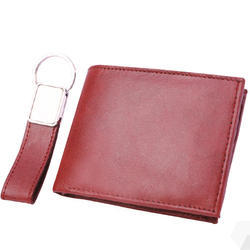 2 in 1 Set Leather Gift