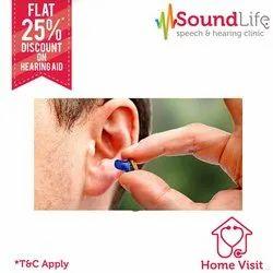 Audifon Sino CIC Hearing Aid