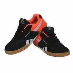 Lace-up Rubber Mens Designer Badminton Sport Shoes, Size: 2-11