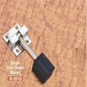 R-5019 Single Door Stoper Round  Stainless Steel Door Kit
