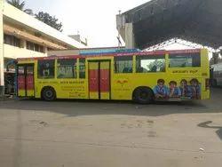 Volvo Bus Branding